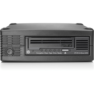 HPE StoreEver LTO-6 Ultrium 6250 SAS External Tape Drive/S-Buy - LTO-6 - 2.50 TB (Native)/