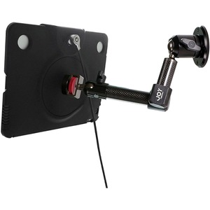THE JOY FACTORY MagConnect Wall/Cabinet Mount w/ LockDown Secure iPad Holder & Cable Lock for iP