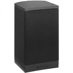 35 WATT PREMIUM SOUND METAL CABINET LOUDSPEAKER BLACK