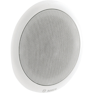 Bosch LC1-WM06E8 Ceiling Mountable Speaker - 6 W RMS