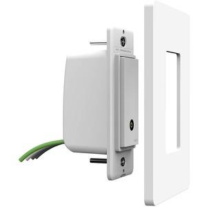 Belkin WeMo Light Switch - Rocker Switch - Light Control-Fan Control - White