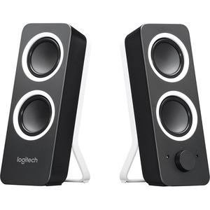 Logitech Z200 2.0 Speaker System - Black - 1 Pack