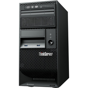 Lenovo ThinkServer TS140 70A4001PUX 5U Tower Server - 1 x Intel Xeon E3-1245 v3 Quad-core (4 Core) 3.40 GHz 70A4001PUX