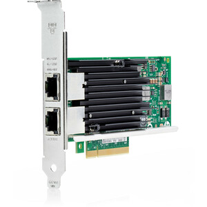 HPE Ethernet 10Gb 2-Port 561T Adapter - 2 Port(s) - 2 x Network (RJ-45) - Twisted Pair