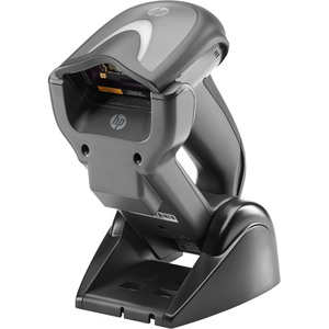 HP Wireless Barcode Scanner - Wireless Connectivity - 1D-2D - Omni-directional - Bluetooth