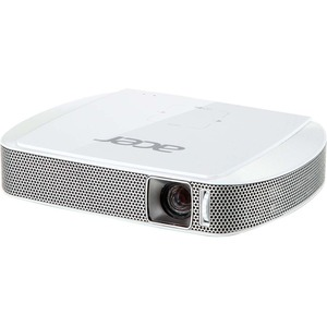 ACER C205 LED Battery Powered - FWVGA (854 x 480) 1000:1 200 standard, 160 economy 20 projector