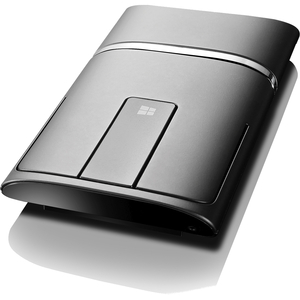Lenovo N700 Wireless Dual Mode Wireless Touch Mouse and Laser Pointer Black