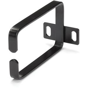StarTech.com 1U Vertical Server Rack Cable Management D-Ring Hook | 2.2x3.9in (5.7x10cm)