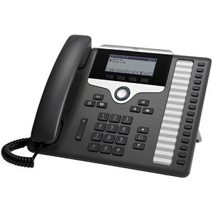 Cisco 7861 IP Phone | Cable | Wall Mountable