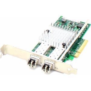 ADD-ON NETWORKING DT 10GBASE-X PCIEX8 W/2 SFP+LR COMPARE TO QLOGIC QLE3242-LR-CK