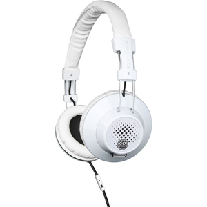 GOgroove AudioLUX GGALOE0100WTUS Headset - Stereo - Mini-phone (3.5mm) - Wired - 32 Ohm -