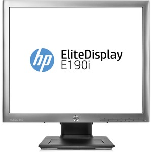 HP Elite E190i 18.9inSXGA LED LCD Monitor - 5:4 - Black - 19inClass - In-plane Switching