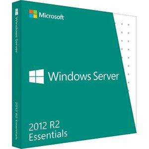 Win Svr Essentials 2012 R2 x64 English 1pk DSP OEI DVD 1-2CPU