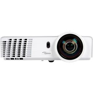 Optoma X305ST XGA 3000 Lumen Full 3D DLP Short Throw Projector with HDMI