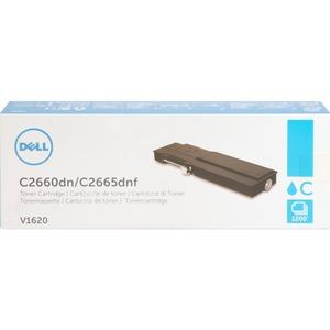 C266X TONER 1.2K CYAN C266XDN 593-BBBN