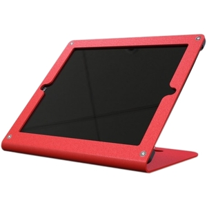 Heckler Design Windfall C Bright Red Secure POINT-OF-SALE Stand for iPad 2 3 4 Pivottable and