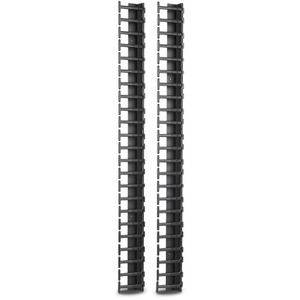 APC by Schneider Electric Vertical Cable Manager for NetShelter SX 600mm Wide 48U (Qty 2)