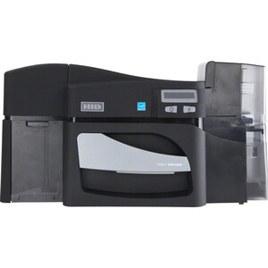 Fargo DTC4500E Dye Sublimation/Thermal Transfer Printer - Color - Desktop - Card Print