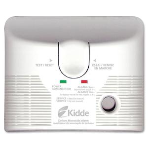 Kidde Plug-in Carbon Monoxide Alarm with Battery Backup (Price Per Each Piece) 9000215005
