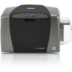 Fargo DTC1250e Dye Sublimation/Thermal Transfer Printer - Color - Desktop - Card Print
