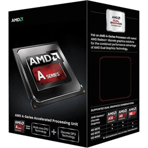 AMD A10 7850K FM2+ 3.7G 4MB CACHE 4000MHZ ED RADEON R7 BLK