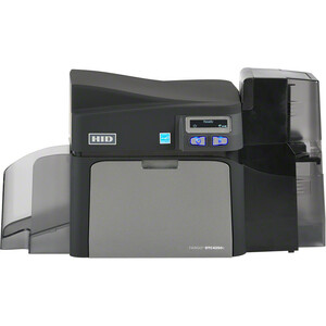 Fargo DTC4250e Desktop Dye Sublimation/Thermal Transfer Printer - Color - Card Print - Eth
