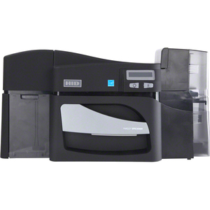 Fargo DTC4500E Single Sided Dye Sublimation/Thermal Transfer Printer - Color - Desktop - Card Print