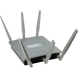 D-Link AirPremier DAP-2695 IEEE 802.11ac 1.27 Gbit/s Wireless Access Point | ISM Band | UNII Band