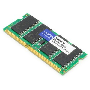 ADD-ON MEMORY DT 2GB DDR3-1600MHZ SODIMM DR COMPUTER MEM