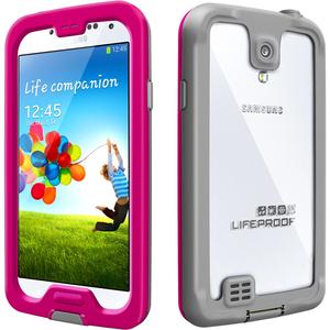 Lifeproof Fre Samsung Galaxy S4 MAGENTACase