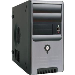 In-Win Case IW-Z583.CH350TB3 microATX/Mini-ITX Mini Tower Black 350W 2/2/(2)Bay USB Audio Retail