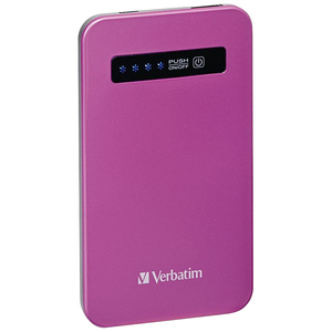 VERBATIM ULTRA SLIM POWER PACK (4200MAH) - PINK