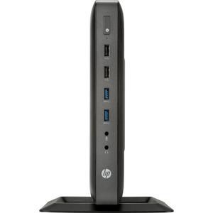HP Thin Client - AMD G-Series GX-415GA Quad-core (4 Core) 1.50 GHz - Black