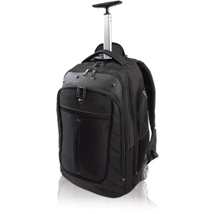 MODREC GF1006 ATTIS ROLLING BACKPACK 17IN ROLLING LAPTOP