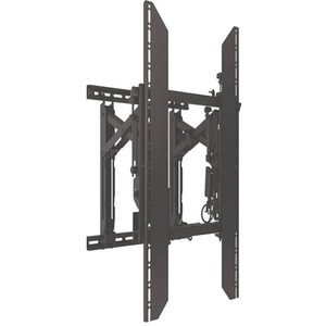 ConnexSys Video Wall Portrait Mounting System with Rails