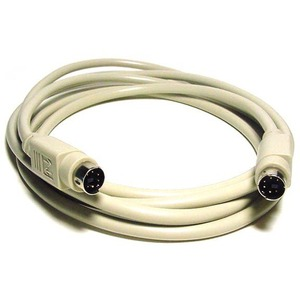 PS/2 MDIN-6 MALE TO MALE CABLE 25FT