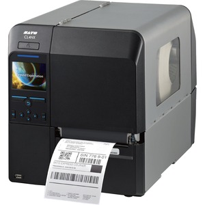 Sato CL412NX Barcode Printer 305DPI 8IPS SERIAL/PARALLEL/ETHERNET/USB/BLUETOOTH Interface