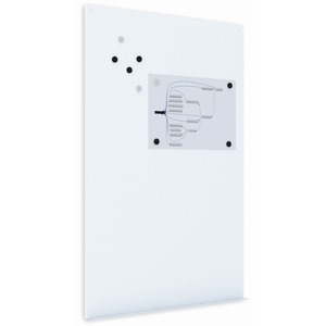 MasterVision Tile Whiteboard Wall System - 45.3
