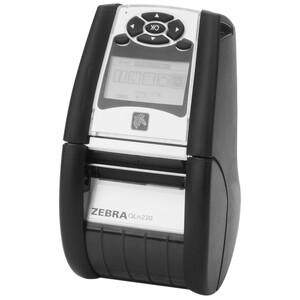 ZEBRA BARCODE PRINTER QLN220 HC 2 INCH, USB DUAL RADIO BT 3.0 PLUS MFI MADE FOR IPHONE ETHER