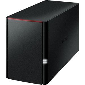BUFFALO LINKSTATION 220 NAS 4TB 2X2TB