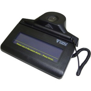 TOPAZ, IDLITE, TRANSACTION TERMINAL, LCD 1X5, HID-USB, OPTICAL SIGNATURE PAD