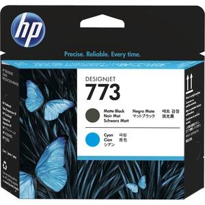 HP 773 MATTE BLACK/CYAN DESIGNJET PRINTH