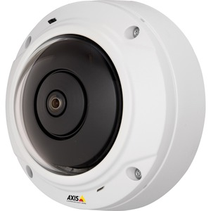 AXIS M3027-Pve 5 Megapixel Network Camera | Color, Monochrome | M12-mount