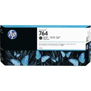 HP 764 Original Ink Cartridge | Matte Black