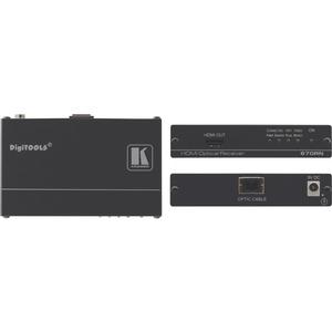 Kramer 670RN HDMI over Fiber Optic Receiver - 1 Output Device - 5570 ft Range - 1 x HDMI O