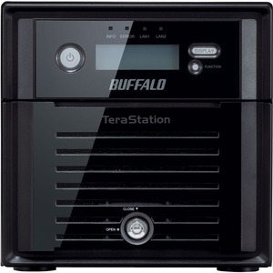 BUFFALO TeraStation 5200 NVR 2 TB 2-Drive Network Video Recorder (TS5200D0202S)