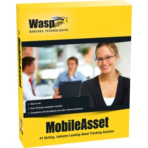 Wasp Mobileasset Professional (5-USER) POS Software