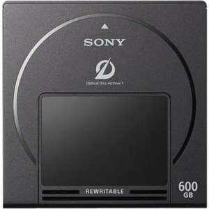 600GB REWRITABLE MEDIA FOR OPTICAL DISC ARCHIVE