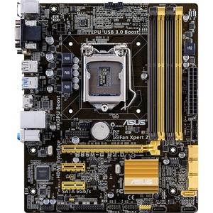 Asus B85M-G R2.0 Desktop Motherboard | Intel B85 Express Chipset | Socket H3 LGA-1150