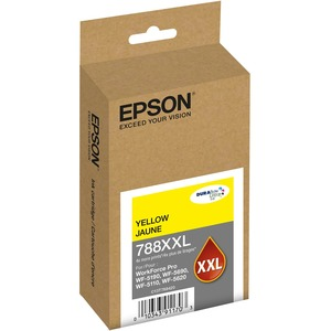 Epson DURABrite Ultra Ink 788XXL Ink Cartridge | Yellow